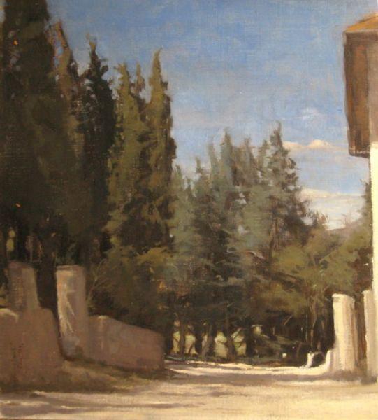 Strada in Chianti