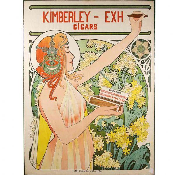KIMBERLEY-EXH CIGARS