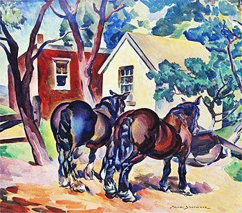 Farm Horses