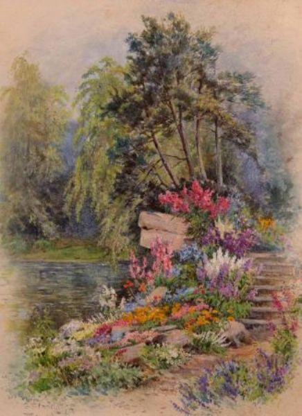 The Rock Garden, Sandringham,