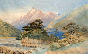 Otira Valley