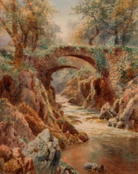 Roman Bridge, North Wales
