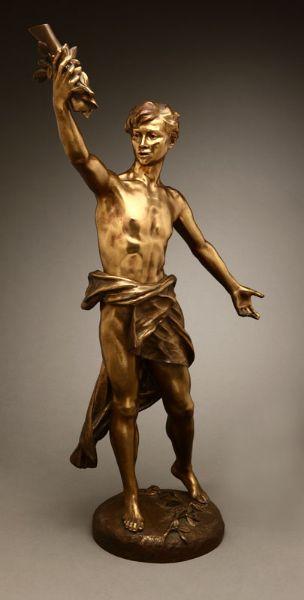 figure of a Classical man