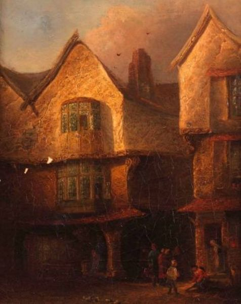The Old Butcheries, Norwich