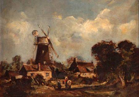 Billingford Mill, Near Diss, Norfolk