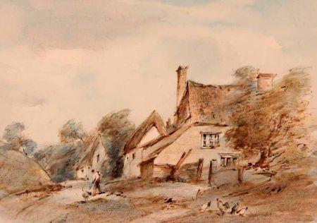 Fen Street, Bressingham, Norfolk