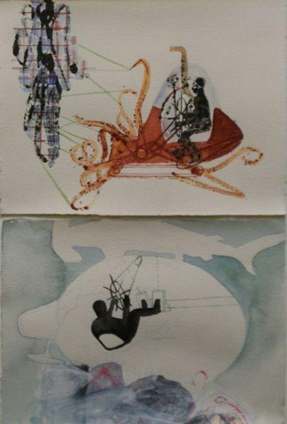Sea (Two Sheets) 1996