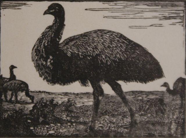 The Emu.