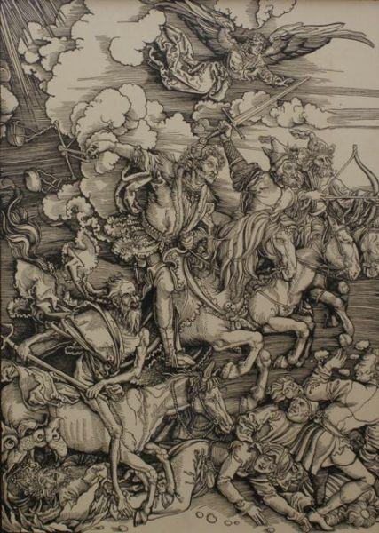 Four Horsemen of the Apocalypse; Hymn to the Chosen (Apocalypse of St John series)