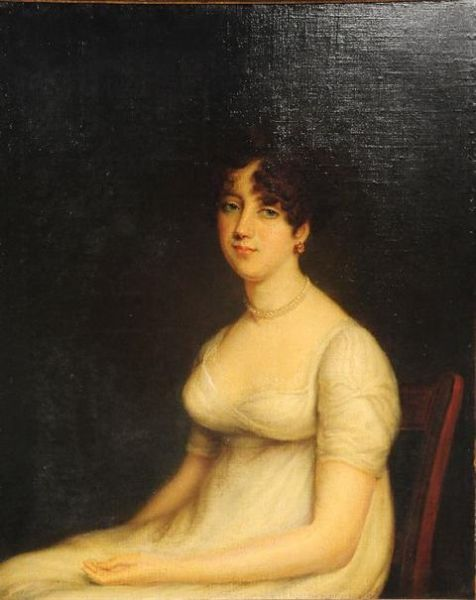 Portrait of Harriet Powell