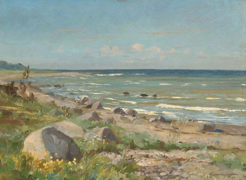 Kildekrog beach