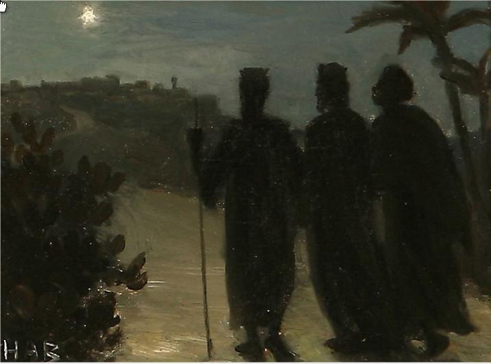 The Three Holy Kings