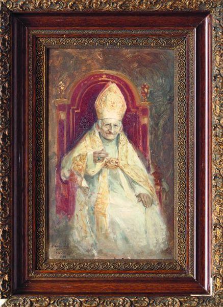 Retrato del Papa León XIII