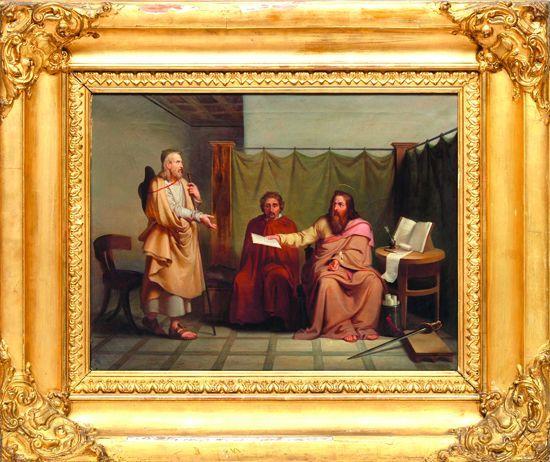 Cartas del apóstol San Pablo