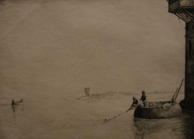 Fishing on the Tigris