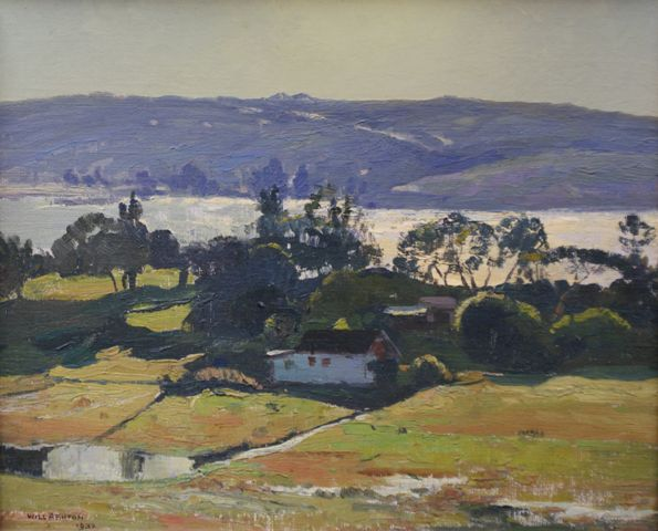 Morning Light, Middle Harbour, Sydney 1932