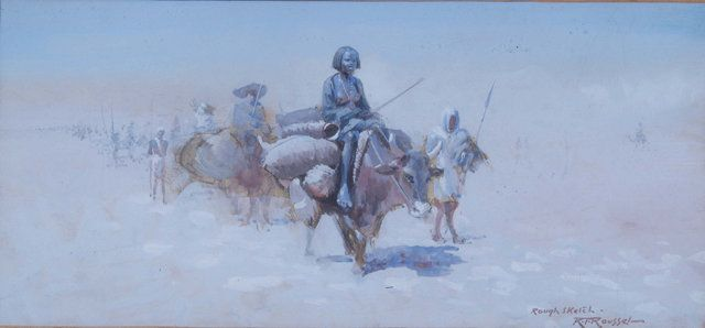 Sudanese Pilgrims No. 35