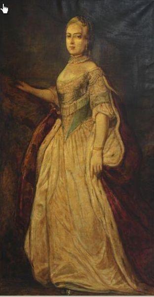 Portait of a noble woman