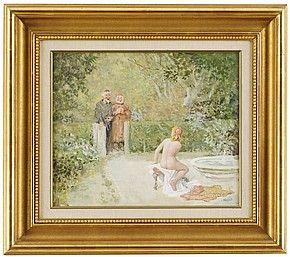 Susanna i badet
