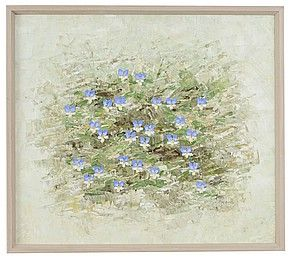 Blå violer