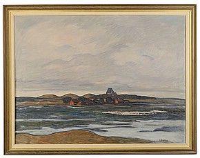 Motiv från Gamla Uppsala