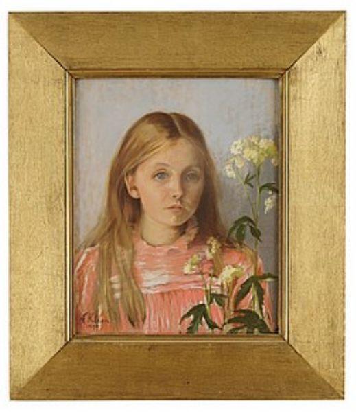 Norge, porträtt Märtha af Björnstjerna
