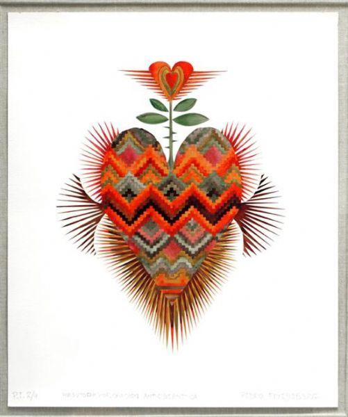 Hirsuto - cardiofloración anticibernética
