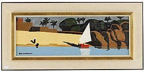 Egypten - Segel