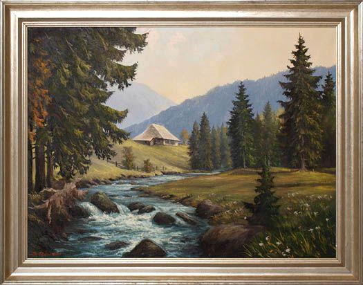 Sommer im Oberrieder Tal