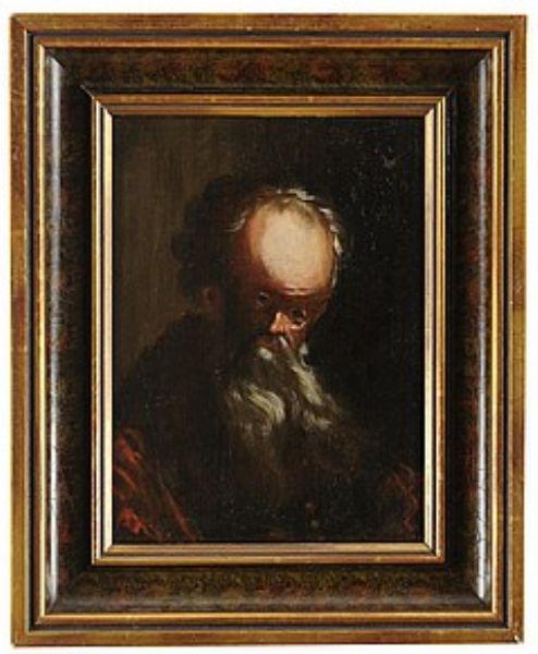 Porträtt av man