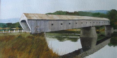 Untitled Covered Bridge