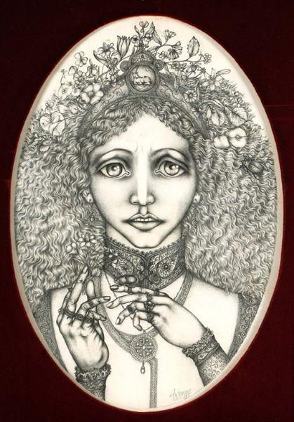 Valeria Mesalina (de la Serie Perversiones Sexuales)