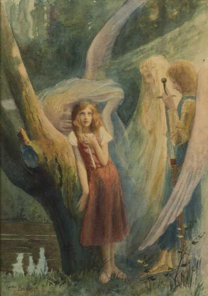 La visite des anges
