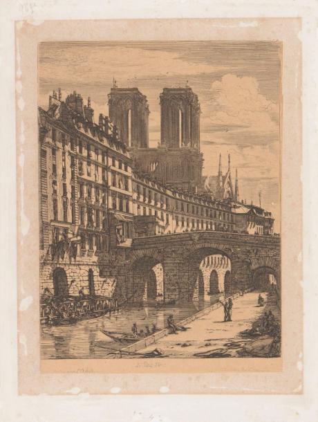 Le Petit Pont.